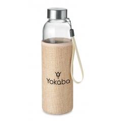Szklana butelka w Etui Yokaba